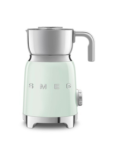 Smeg Smeg Pastel Yeşil Süt Köpürtme Makinası Renkli